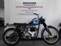 1960 BSA A10 R SCRAMBLER REPLICA, THOUSANDS SPENT ON RESTORATION IMMACULATE