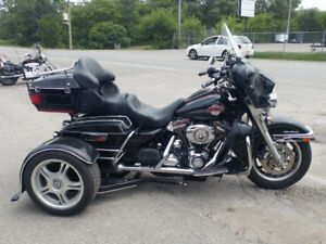 2007 Harley-Davidson Ultra Classic with Trike Kit