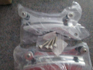 BRAND NEW CHROME 4 PT QUICK DETACH 2014-2016 HD TOURING