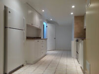 Thornhill Woods One Bedroom Basement Apartment