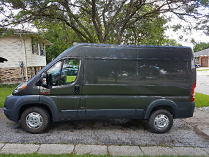 2015 Dodge Power Ram 2500 Promaster Contractor Van Other