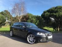 2010 AUDI A3 1.8 TFSI S LINE 5D (ONE OWNER | BOSE | FASH)