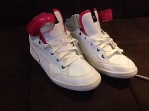 New puma high top sneakers