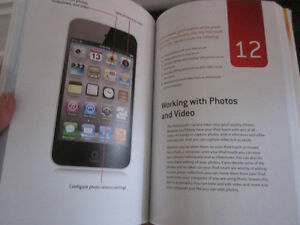 Book - My iPod Touch - NEW, Paperback Edition Kitchener / Waterloo Kitchener Area image 4