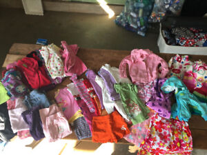Girls Clothes Size 18 months