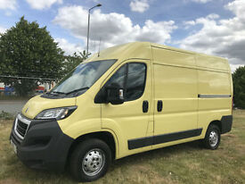 2015 Peugeot Boxer 2.2HDi 130 Professional 335 LWB M/ROOF - NO VAT TO PAY
