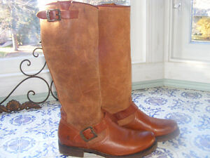 Frye Leather Tall Boots