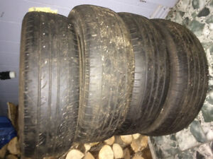Winter tires 205/65/R16