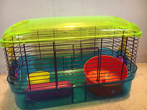 Hamster Cage ($15 PRICE DROP)