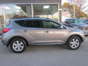 2010 Nissan Murano SL All Wheel Drive
