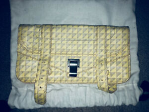 Proenza clutch Authentic $400 BNWT