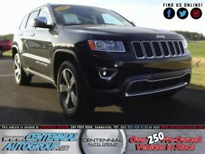 Jeep Grand Cherokee Limited | 4WD | 3.6L | V6 | Bluetooth 2015