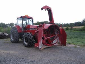 tracteur et souffleurs à neige seulement 2960 heure!!!