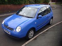 Volkswagen Lupo 1.4 AUTO immaculate 46000miles new Mot