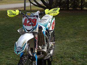 Clean yz250