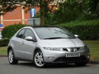 Honda Civic 1.8 i-VTEC 2010 ES + PAN ROOF +FSH +NEW MOT +1 F/OWNER