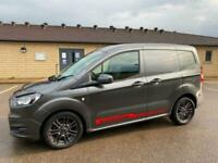 Ford Transit Courier 1.5 TDCI 95PS Sport WOW JUST 12,000 MILES FROM NEW STUNNING