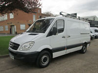 2011 61-REG Mercedes Sprinter 2.1TD 313CDI MWB LOW ROOF. AIRCON. ROOF-RACK. PX