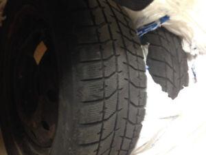 Honda Civic winter tire&rim
