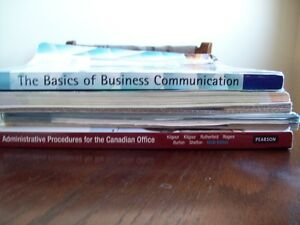 Office Administration text books first year