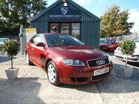 Audi A3 2.0 TDI (red) 2003