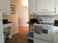 3 Bedroom Suite in Fourplex For Rent available June 1, 2015
