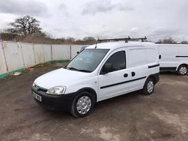 Vauxhall Combo 1.3CDTi 16v 1700, New Clutch & Full Service