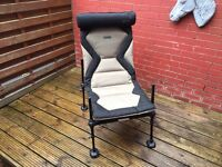 Korum Super Deluxe Accessory Chair (like new)