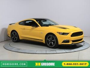 2016 Ford Mustang GT PREMIUM CALIFORNIA SPECIAL EDITION 5.0L