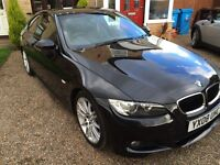 BMW 320 M SPORT COUPE 08