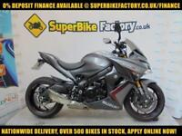2016 16 SUZUKI GSX-S1000 FAL6, 0% DEPOSIT FINANCE AVAILABLE