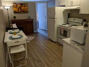 Newly Renovated ! All utilities included ! Minimum 4 months !