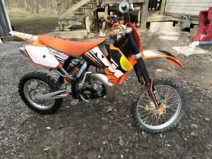 2009 KTM 85 SX $1800 firm