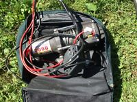 treuil electric winch 12 volt