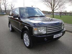 Land Rover Range Rover 4.4 V8 Vogue Auto 2004, Excellent High Spec Example,