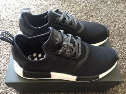 New Adidas NMD R1 Reflective Pack 8US yeezy ultra boost