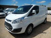 2014 14 FORD TRANSIT CUSTOM 2.2 TDCI 270 LIMITED 125 BHP ONLY 22783 MILES FROM N