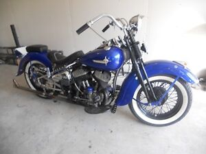 1942 / 45 Harley Davidson
