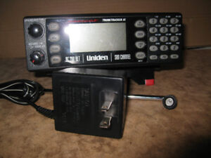 BEARCAT TRUNKTRACKER 3 780 XLT Police Fire SWAT ham radio cb