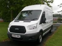 64 REG FORD TRANSIT LWB 350 HIGH ROOF (NEW SHAPE) 76,000 MILES (FSH