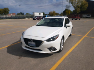 2015 Mazda MAZDA3 Sport GT 6MT with Luxury Package