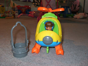 Little ppl helicopter