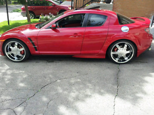 2004 Madza RX8 GT Custom *Msg with offer*