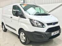 FORD TRANSIT CUSTOM 2.2TDCi 100PS 290 L1H1 LOW MILEAGE VAN SWB SHORT WHEELBASE