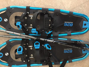 Brand new snowshoes