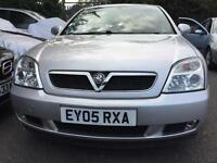 2005 Vauxhall Vectra 1.8 i 16v Elite 5dr