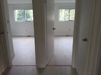 BRIGHT, CLEAN, 3B, 1.5 baths fully renovated townhouse.