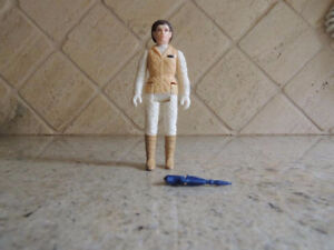 STAR Wars Princess Leia Figure (vintage, south Burlington)