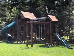Super activity play center