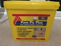 Sika pave plus jointing compound